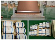 Electrolytic HTE Copper Foil For Printed Circuit Board 350kg Big Roll